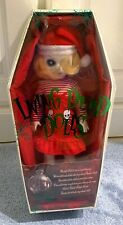 Living Dead Doll Nohell Limited Edition Christmas Doll Mezco New/Sealed/Rare