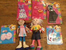 Large Groovy Girls Doll Lot ~ Dolls, Clothes New In Package