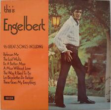 Engelbert Humperdinck – This Is Engelbert 1972  - Vinyl LP Record Album