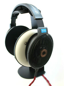 Custom Cans Uber HD600 with modified drivers and detachable custom litz cable