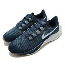 Nike Air Zoom Pegasus 37 Navy Blue Gum Men Running Shoes Sneakers BQ9646-402