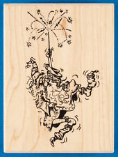 Fantasy Wizard Stamp by Visual Image Printery VIP Sparkler Fireworks 4th of July