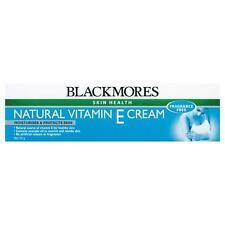 BLACKMORES NATURAL VITAMIN E CREAM 50G Antioxidant - OzHealthExperts