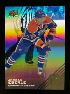 2013-14 Edmonton Oilers Collection Rainbow Parallel Jordan Eberle #80