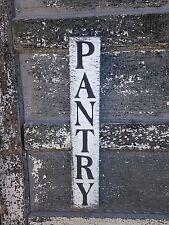 PANTRY farmhouse Primitive Rustic Country Home Decor