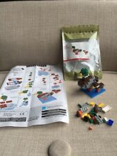 Nano Blocks Mallard Duck Building Set See Description With Instructions