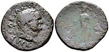 Ancient Rome 69-79 AD VESPASIAN Large AE AS SPES