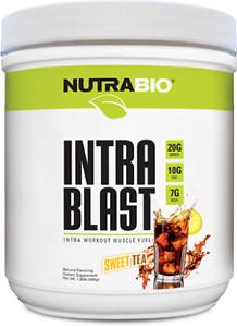 NutraBio INTRA BLAST NATURAL