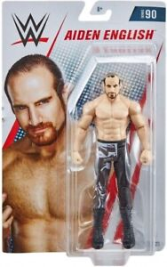 WWE Aiden English Action Figure Series 90