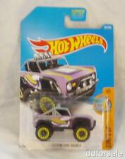 Custom Ford Bronco 1:64 Scale Die-Cast Model From Surf's Up Series by Hot Wheels