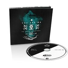 WHILE SHE SLEEPS - YOU ARE WE   DELUXE CD NEU
