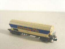 DB Silowagen Herforder Pils  - Arnold  Spur N Wagen  1:160 -   6430   #E