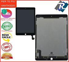 Touch Screen Vetro LCD Display Apple iPad Air 2 Nero A1566 A1567 (ipad 6)