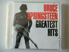 BRUCE SPRINGSTEEN - GREATEST HITS CD 1995 Columbia IN A VERY GOOD CONDITION