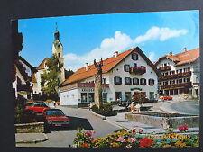 Ansichtskarten aus Bayern mit dem Thema Auto