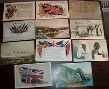 25 Postcards some passed by censor  WW1 Soldier KIA 4th East Lancs from Darwen