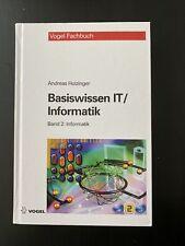 Basiswissen IT / Informatik 2: Informatik: Das Basi... | Buch | Zustand sehr gut