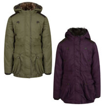 Marks and Spencer Polyester Winter Coats, Jackets & Snowsuits (2-16 Years) for Girls