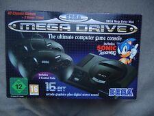 console Sega Mega Drive Mini 40 Classic Games HDMI 42 jeux installés NEUF