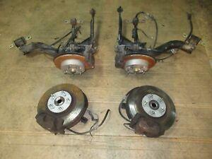 JDM 2002 2005 Honda Civic EP3 Type R Brakes Rotors Spindles EP3 Oem Brake Kit