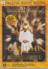 D.V.D MOVIE  DB548   20th ANNIVERSARY EDITION : GANDHI    DVD