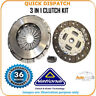 3 IN 1 CLUTCH KIT  FOR OPEL CAMPO CK9082