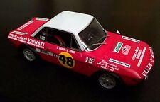 kit Lancia Fulvia HF 1.6 #48  Rally Monte Carlo 1977 - Emmebi Models kit 1/43