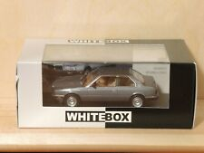 WhiteBox 1:43 - Maserati Biturbo - grey metallic - MINT