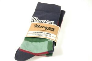 Morgan Motor Company Sock Set - TWIN PACK