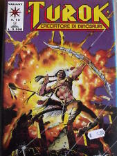 TUROK - cacciatore di dinosauri - n°12 1995 ed. Play Press [G.168]