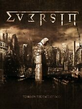 Eversin - Tears in the Face of God CD 2012 digipack aggressive power metal Italy