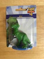 Disney Pixar Toy Story 4 REX Mini Action Figure REX- Mattel - stuffer topper toy