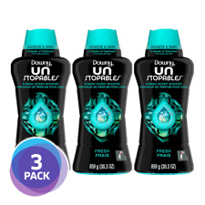 Downy Unstopables in-wash Fresh Scent Booster Laundry Beads - 37.6 oz