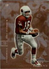 2001 Upper Deck Rookie F/X Football Card Pick