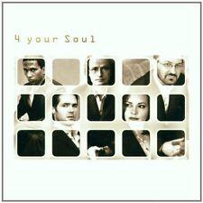 4 Your Soul Same (2001, feat. Xavier Naidoo & Edo Zanki) [CD]