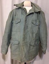 M 1951 military Korean War ERA Parka jacket with liner USAF Med. Reg.