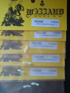 Wizzard Storm USA Slot Car Pinion Gears 5 Packages ~ New Parts Lot