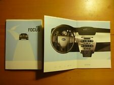 2010 Ford Focus Owner's Guide with a Quick Reference Guide