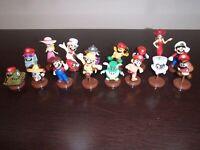 Super Mario Choco Egg Odyssey Figure 16 pieces Compete set Secret Nintendo Japan