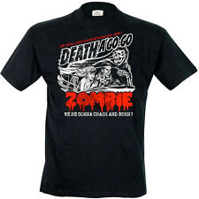 Rob Zombie - Zombie Crash T-Shirt Homme / Man - Taille / Size XXL ROCK OFF