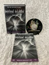 Pitch Black (Dvd, 2000, Widescreen, Unrated) Unrated Directors Cut