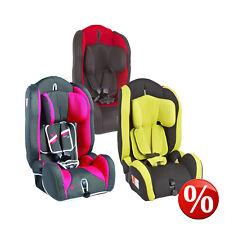 Autokindersitz Kid Comfort Farben n. Zufall f. Mädchen Dauer-Niedrigpreis 9-3kg