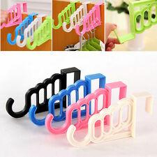 Lovely Trendy Candy Color Multifunctional Bathroom Kitchen Door Hanger Hooks