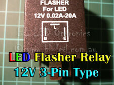 3-Pin Electronic LED Flasher Relay Toyota Hilux Hiace Celica Camry Corolla Rav4