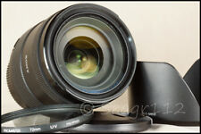 Sony Alpha SAL1650 16-50mm f/2.8 Aspherical DT Lens - Mint Condition + UV Filter
