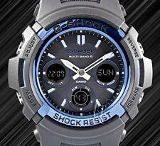 CASIO G-Shock SOLAR-FUNKUHR, AWG-M100A-1A, Funk, schwarz