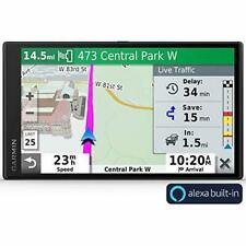 Garmin DriveSmart 65 GPS with Traffic, Alerts, Amazon Alexa Navigator Navigation
