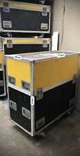 Large Flight Cases. Used Amptown Cases