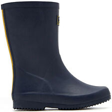 Tom Joule Jnr Roll Up Welly Kinder Aufroll-Gummistiefel french navy