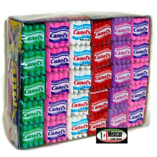 CANELS CHEWING GUM ORIGINAL 60-pc-10-oz box Mexican candy Gum